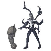 Marvel Legends Infinite Spider Man Superior Venom Baf Rhino