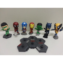 Vingadores Iron Man Hulk Batman Spider Man Wolverine Marvel