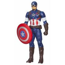 Capitão América Vingadores Eletrônico - Hasbro