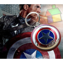 Chaveiro Vingadores Capitao America Escudo Marvel Herois