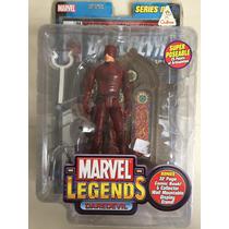Marvel Legends Daredevil Series 3 Iii Lacrado Demolidor