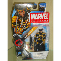Marvel Universe - Wolverine Team X - Habro