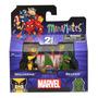 Minimates Marvel Wolverine Vs Reaper