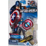 Ultimate Captain America Supremos Marvel Universe Lacrado