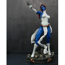Estatua Mistica 41 Cm Modelada Por Lucenatoys