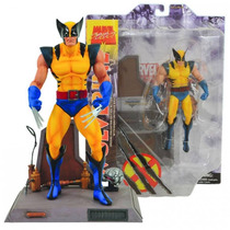 Marvel Select Diamond - Wolverine - Novo - Lacrado