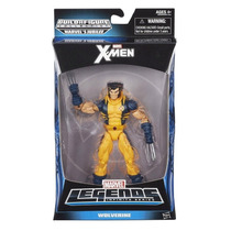 Marvel Legends Infinite X-men: Wolverine - Hasbro