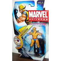 Marvel Universe 1st Appearence Wolverine