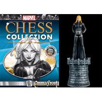 Miniatura 47 Emma Frost - Marvel Chess - Bonellihq