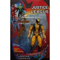 Boneco Wolverine Articulado X-man
