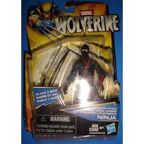 Wolverine Marvel Universe Shadow Strike Attack Ninja