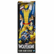 Wolverine - Marvel Titan Heroes X-men 30 Cm - Hasbro