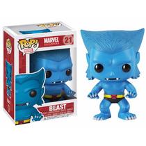 Funko Pop Marvel Universe X-men Fera Beast - No Brasil