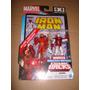 Homem De Ferro Mandarin Marvel Universe Pack Boneco Raro
