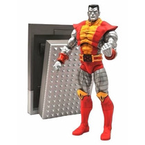 Action Figure Boneco Colossus X-men Marvel Select Diamond