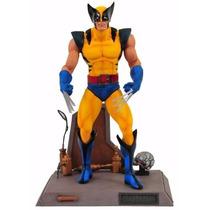 Action Figure Boneco Wolverine X-men Marvel Select - Diamond