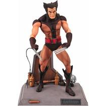 Marvel Select - Wolverine Unmasked - Diamond Select Toys