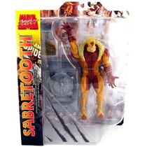 Marvel Select: Sabretooth - Dentes De Sabre - Diamond Select
