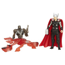 Boneco Thor B0423 Avengers Pack - Hasbro Vs. Sub Ultron 005
