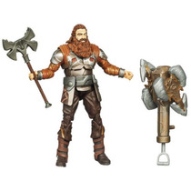 Marvel Universe Thor Volstagg Avengers Vingadores Loose