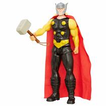 Boneco Thor Avengers Marvel Titan Hero Series 30 Cm - Hasbro