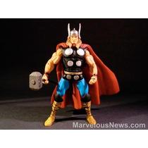 Thor - Marvel Legends - Series Giant Mant - Toy Biz - Novo
