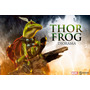 Thor Frog Diorama Sideshow Collectibles Si-7906