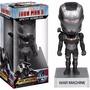 Boneco Funko Bobble-head Marvel Iron Man 3 War Machine Filme