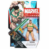 Boneco Marvel Universe Hercules - Raríssimo Original Hasbro