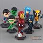 Coleção Bonecos Marvel Dc Vingadores Liga Da Justiça