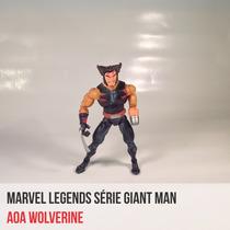 Aoa Wolverine - Marvel Legends - Série Giant Man