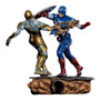 Tk0 Statue Marvel The Avengers Diorama Captain America