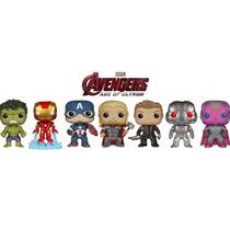 Kit 7 Figuras Funko Vingadores Avengers Age Of Ultron