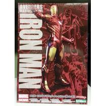 Tk0 Toy Marvel Now Artfx Avengers Iron Man Red 1/10 Kotobuki