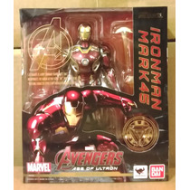 Tk0 Toy S.h. Figuarts Marvel Avengers 2 Aou Iron Man Mark 45