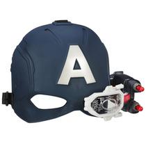 Capacete Eletrônico Captain Capitão América Civil War Hasbro