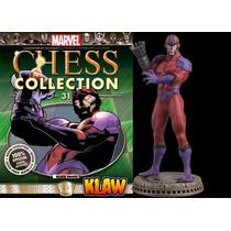 Miniatura 31 Klaw - Marvel Chess - Gibiteria Bonellihq