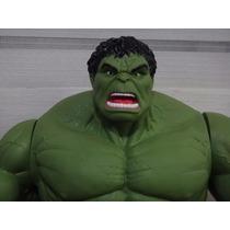 Boneco Hulk - Verde Premium - 55 Cm - Marvel - Mimo