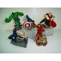 Iron Man Capitão América Gavião Hulk Thor Marvel Universe