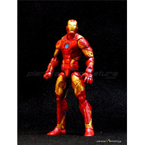 Iron Man Homem De Ferro Heroic Age Marvel Legends Hasbro Baf