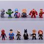 Coleção Marvel Avengers Baby- Kit 12 Miniaturas Frete Gratis