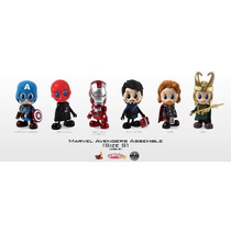 Avengers Assemble: Cosbaby (s) Series Hot Toys Marvel