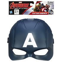 Hasbro Mascara Herois Marvel Avengers - Capitão America