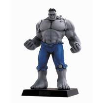 Marvel Universe Hulk Cinza Eaglemoss Especial Miniatura