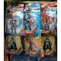 Bonecos Vingadores Marvel Avengers Super Heróis
