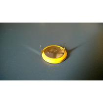 Bateria Cr 2032 Para Cartucho De Snes Com Terminais De Solda