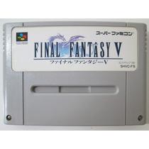 Final Fantasy V Original Nintendo / Famicom & Super Nintendo
