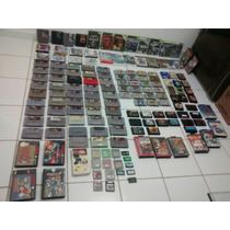 Lote 200 Jogos Super Nintendo Mega Drive Nintendo 64 Atari