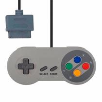 Joystick Controle De Super Nintendo Snes Similar Original