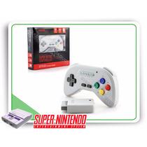 Snes Controle Wireless Retro-bit Super Nintendo